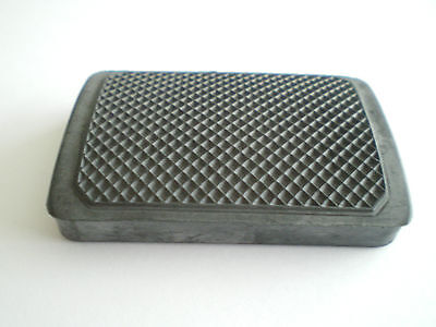 lambretta rear brake pedal rubber GP casa