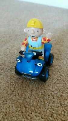 Bob the Builder Die Cast Vehicle - Scrambler with Bob