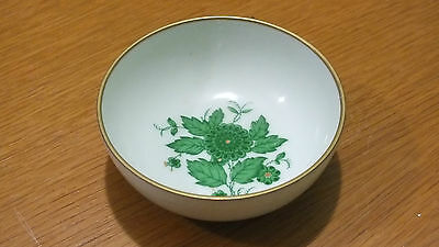 Kaiser W. Germany Kas Bowl With Flowers 8Cm Wide