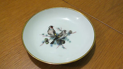 Kaiser W. Germany Vogel Dish With Birds 11.5Cm Wide