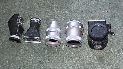 Leitz Wetzler Selection Photo Camera Visoflex Accessories