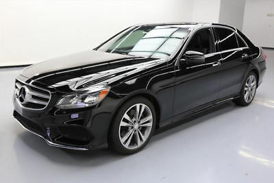 2016 Mercedes-Benz E-Class  2016 MERCEDES-BENZ E350 SPORT PREMIUM SUNROOF NAV 30K #288434 Texas Direct Auto