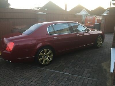 Bentley flying spur immaculate unmarked coach work
