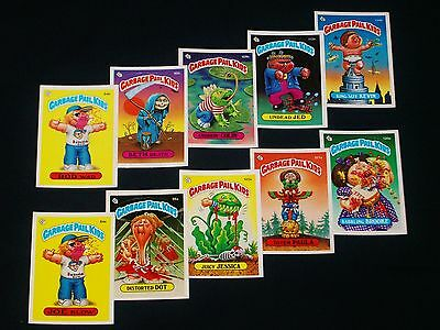 GARBAGE PAIL KIDS - 1986 3rd Series Complete NO COPYRIGHT Set - 88 Cards VG -OS3