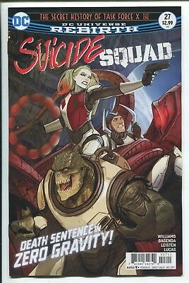 Suicide Squad #27 - Rebirth - Stjepan Sejic Regular Cover - Dc Comics/2017