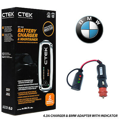 Rolls Royce Battery Charger Custom Magnetic Adapter for CTEK Wraith Ghost Dawn