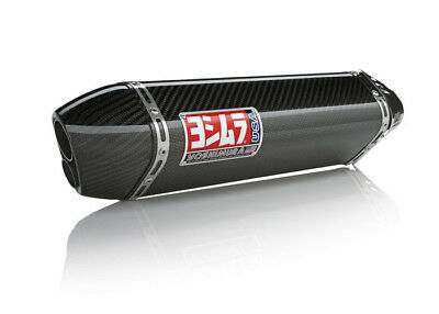 Yoshimura TRC-D Full Exhaust System Tri Oval Sleeve For Suzuki 1160001221