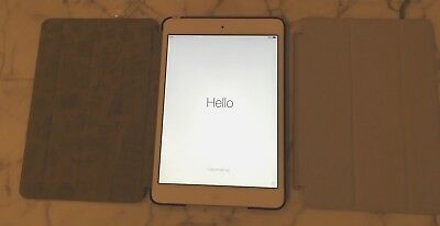 Mint condition iPad Mini 1 (64Gb) with Fashion Cover and Smart Cover