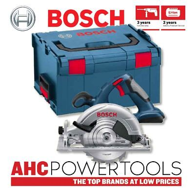 Bosch GKS18V-LI 18V Li-ion Cordless Circular Saw in L-Boxx - Body Only