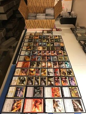 MTG LOT *** Huge Foreign Magic the Gathering Collection ** 4000+ CARDS** RANDOM