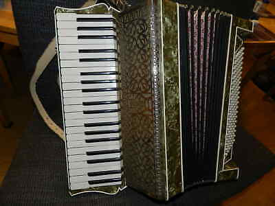 Ancona Vintage Piano Accordion