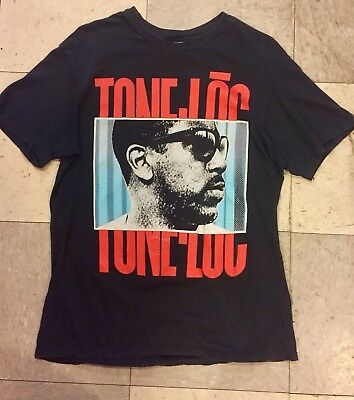 "Vintage Large Tone-Loc ""Wild Thing"" T-shirt"