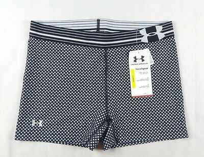 Under Armour Women's Active Armour printed Shorts size Medium