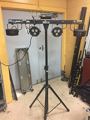 Chauvet Gig Bar IRC - Pars, Derbys, Strobes and a Laser (All-In-One) - USED