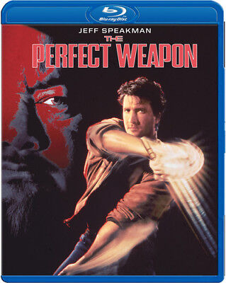 The Perfect Weapon [New Blu-ray]