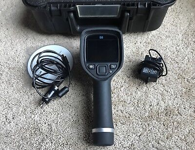 FLIR E6 Compact Thermal Imaging Camera with 160 x 120 IR Resolution and MSX