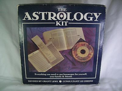 the astrology kit devised by grant lewi consultant liz greene
