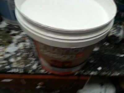 Wattyl 10 Litre Interior-Design Low/sheen Whitish Color Paint