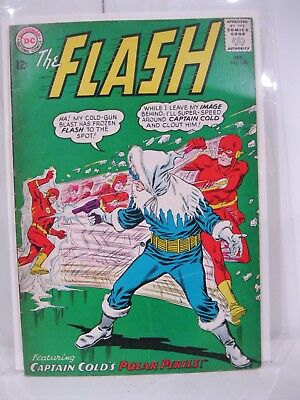 Flash 150 HIGH GRADE Silver Age Key Issue Must Have