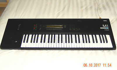 KORG M1 Workstation Vintage Mojo Synth 1989 Totally Refurbished