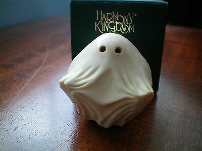 Harmony Kingdom Roly Poly Chaney Halloween Ghost Hard Body Figurine
