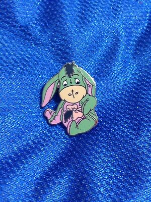 Disney Parks Winnie The Pooh Baby Eeyore Collectible Trading Pin