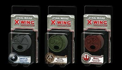 Star Wars X-Wing: Imperial Maneuver Dial Upgrade Kit Brand New & Sealed