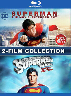 Superman The Movie: Extended Cut & Special Edition Blu-ray
