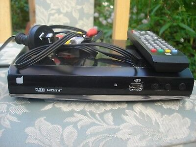 Dick Smith GH5930 High Definition Digital Set Top Box with remote