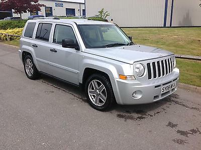 2008 Jeep Patriot 2.0CRD Limited. 2 tone heated leather. 88000 miles.