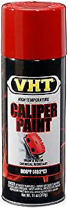 VHT High Temperature Brake Caliper Drum Rotor Paint Racing Real Red Gloss SP731