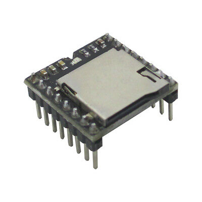 MP3 Player TF Card U Disk Mini Audio Voice Module For Arduino DFPlay Min Board