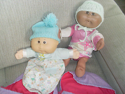 2 Vintage Cabbage patch doll Good Condition