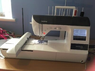 Brother Embroidery And sewing machine innovis 1250