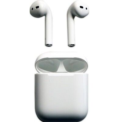 Apple Airpods MMEF2ZM/A Headset Wireless Bluetooth Kopfhörer kabellos WOW!