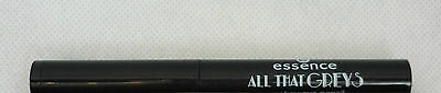 Essence All that Greys Smokey Eyes Pencil 01 Back to Black Puder Stift