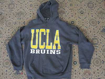 UCLA BRUINS HOODIE Adult LARGE A1 CONDITION