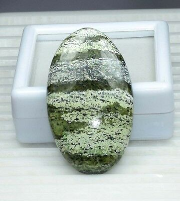 Excellent !  59.00 Cts. 100 % Natural Swiss Opal  Oval Cab Loose Gemstones