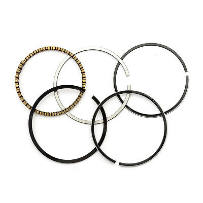 Baotian Piston Ring Set 50cc QT7 QT9 QT11 T12 BTM Fits Most 50cc Chinese Scooter