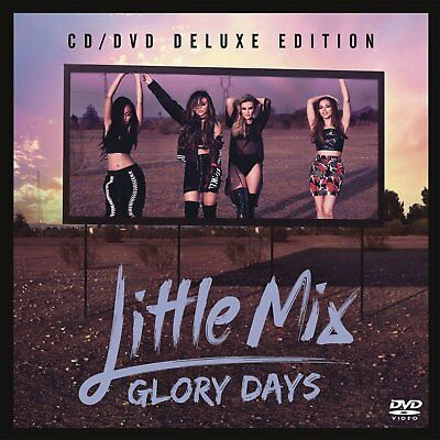 Little Mix - Glory Days (NEW)  (Deluxe CD/DVD)