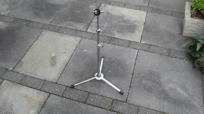 VINTAGE 1960s PREMIER FLUSH BASE CYMBAL STAND