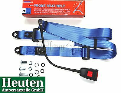 Cintura di sicurezza fr. Bentley S1, S2, S3 55-65 3-pnt.stat.blu..., 300/45C
