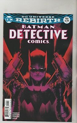 Dc Comics Detective #966 December 2017 Rebirth Variant 1St Print Nm