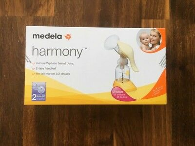 Medela breast pump Manual New Sealed In box