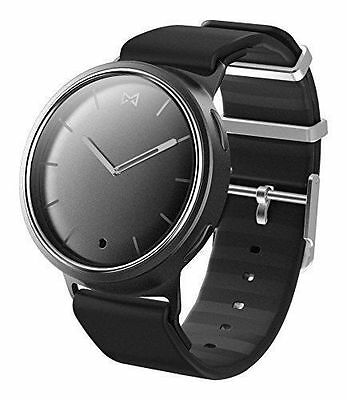 Misfit Phase Hybrid Smartwatch MIS5006 Black , model NDW2L UK Seller