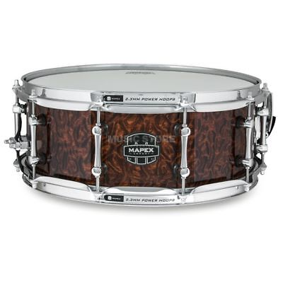 "Mapex Mapex - Armory Snare ""Dillinger"", 14""x5,5"", Transparent Walnut"
