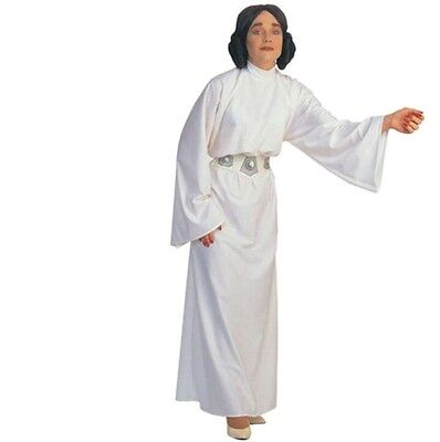 Star Wars Costume - Princess Leia - Adult - Size Standard - One-Size-Fits-Most