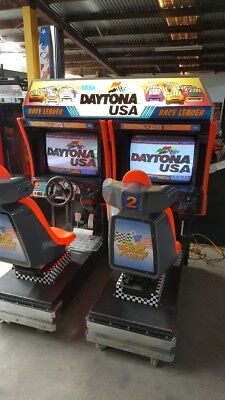 LAI Daytona Twin Driving game.