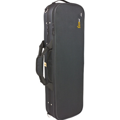 Tom and Will 3/4 Size Violin Gig Case - Black