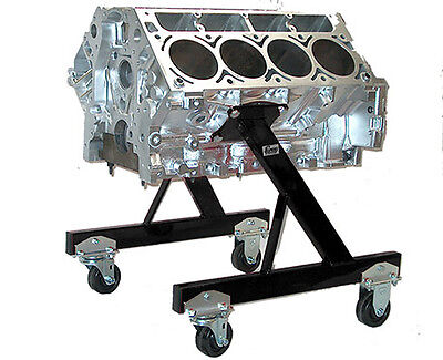 LS Engine Cradle with Wheels
